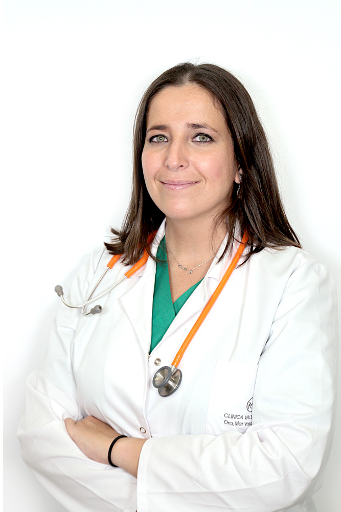 Doctora Mar Fernandez de Valderrama